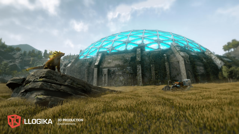 environment-dome